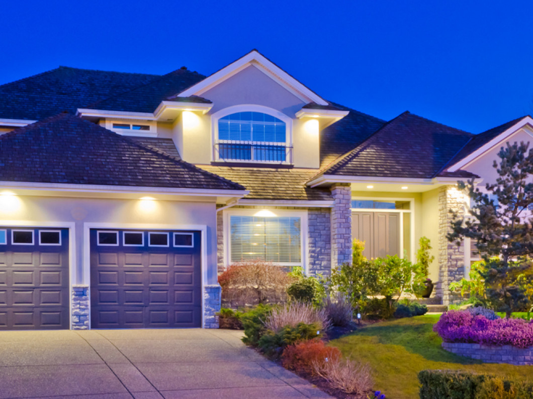 Shed Light on Your Home's Exterior